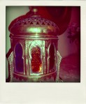 moroccan lantern from marrakech