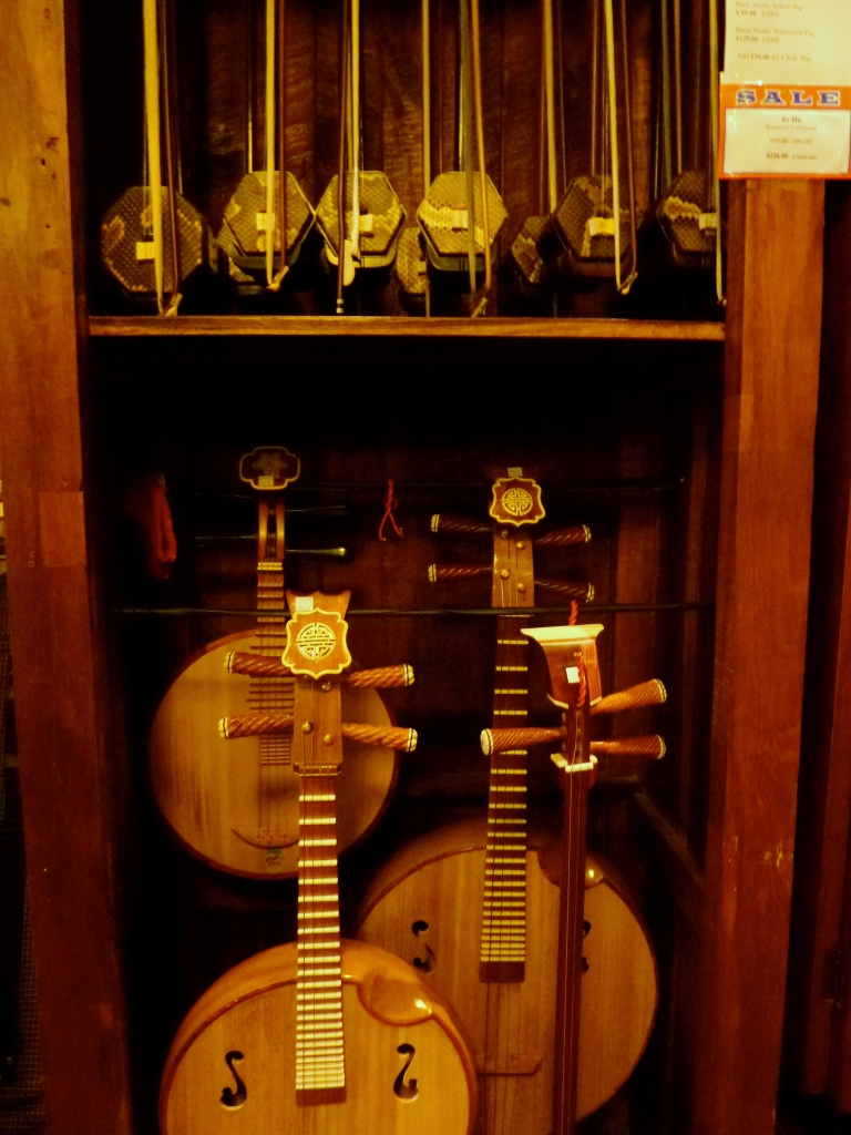instruments san fran chinatown