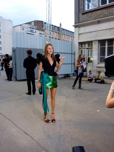 hermes ss 13 fashion show anna dello russo