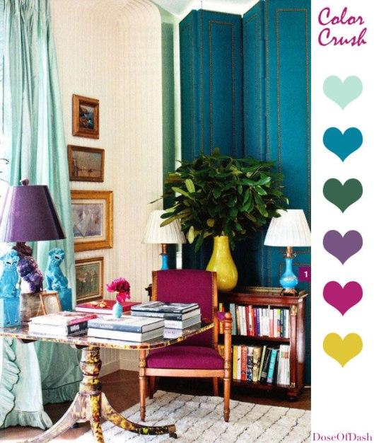 color crush jewel tones