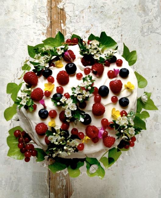 manger garden cake recipe