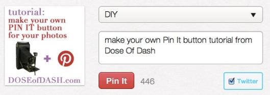 share pin pinterest tutorial