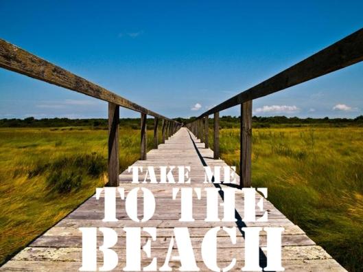 boardwalk take me to the ocean