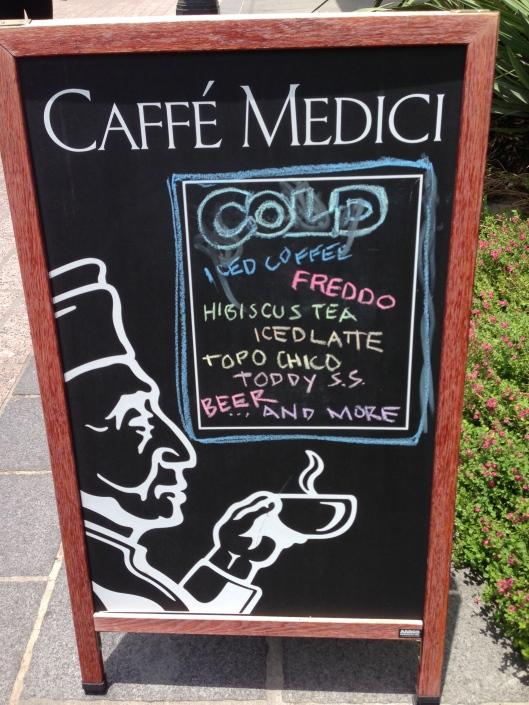 medici coffee shop austin