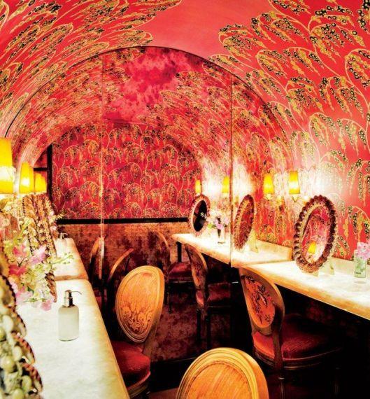 floral ladies room in london