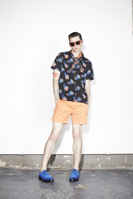 marc jacobs men fashion week spring 14