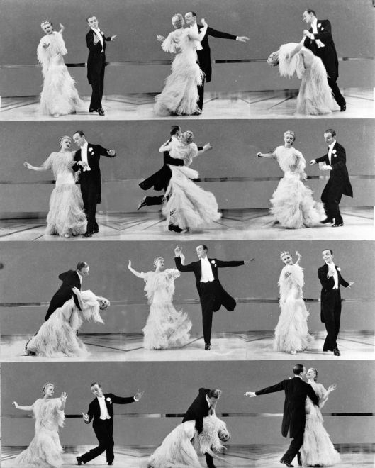 fred astaire and ginger rogers dance step breakdown