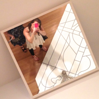 dallas museum of art selfie dose of dash