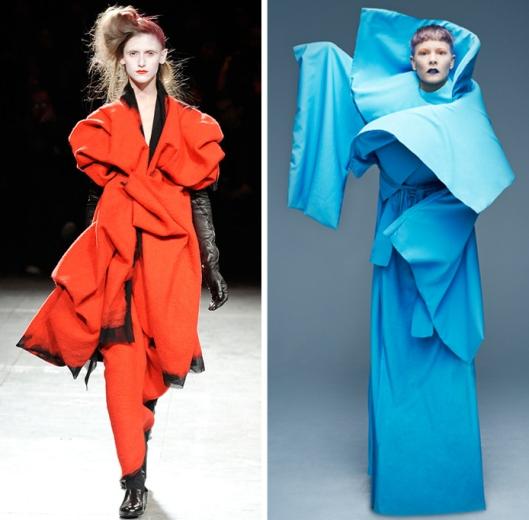 yamamoto inspired electric pop costume hi fashion