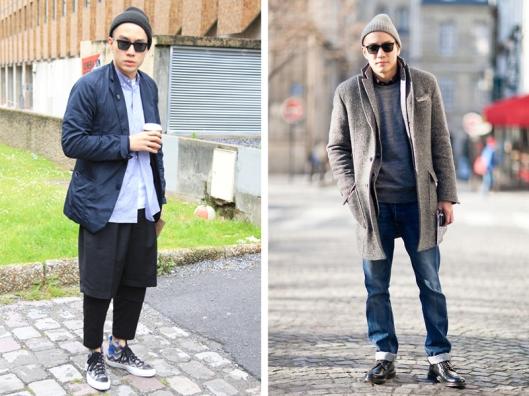 mens fashion street style eugene tong