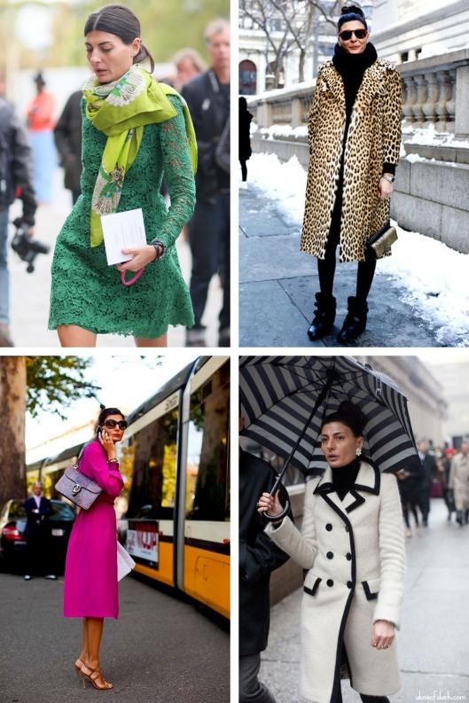 giovanna bat street style fashion week