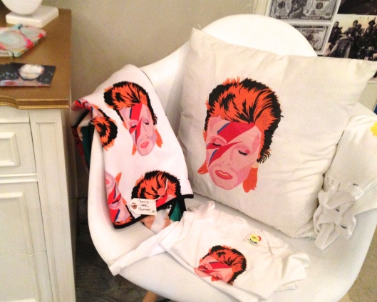 ziggy stardust home decor